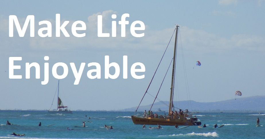 Make life enjoyable supply chain quote
