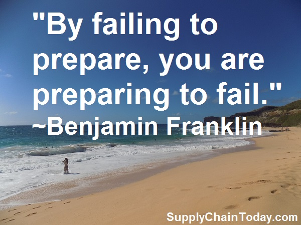 great quotes supply chain