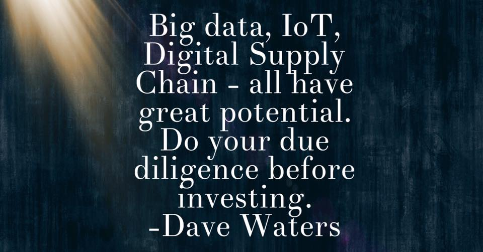 Supply Chain Big Data Challenges