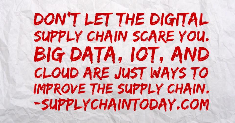 supply chain deep learning