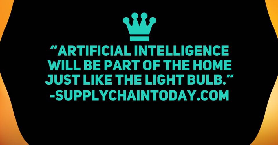 smart home artificial intelligence
