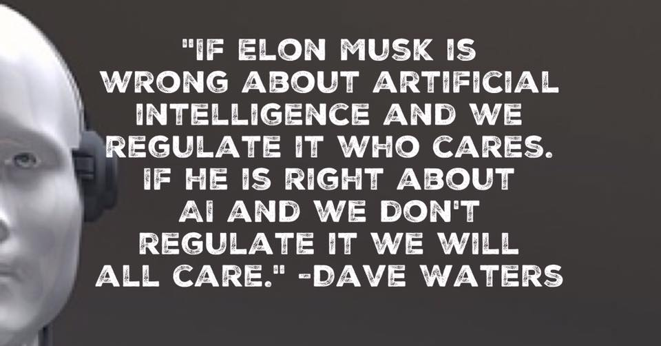 Elon Musk Artificial Intelligence Quotes