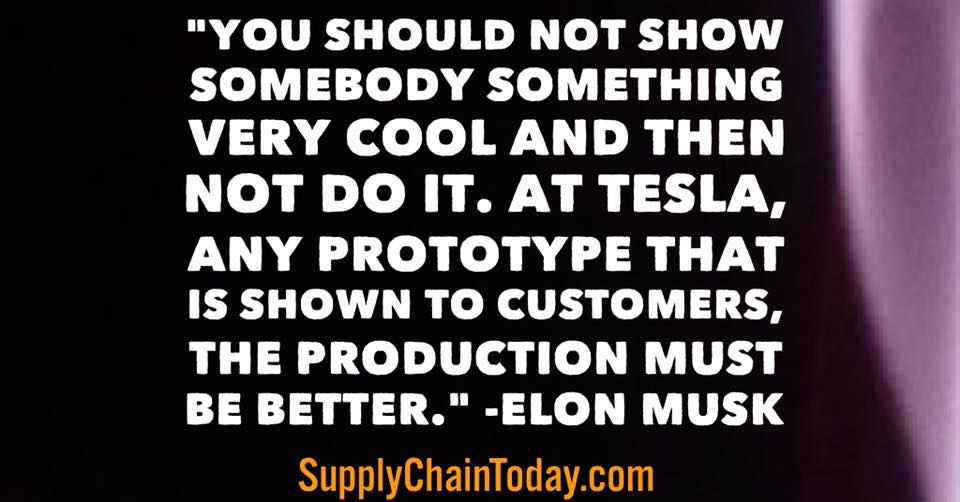 Tesla Supply Chain