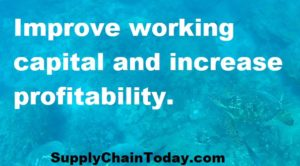 working capital supply chain