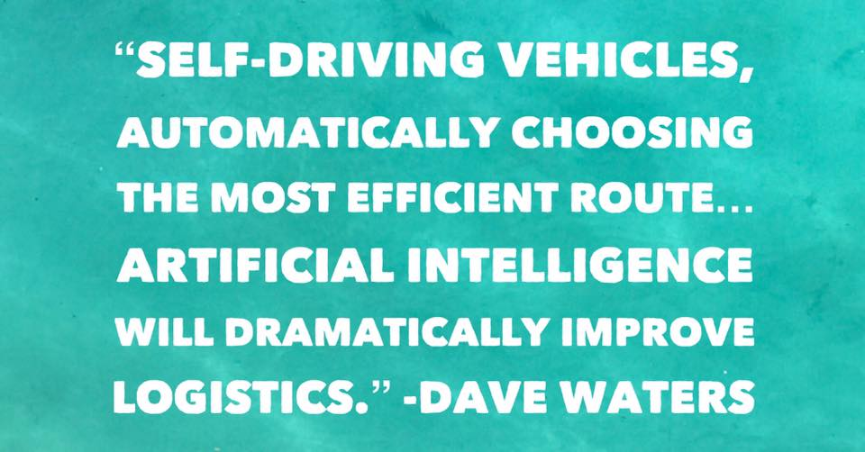 Self-driving artificial intelligence