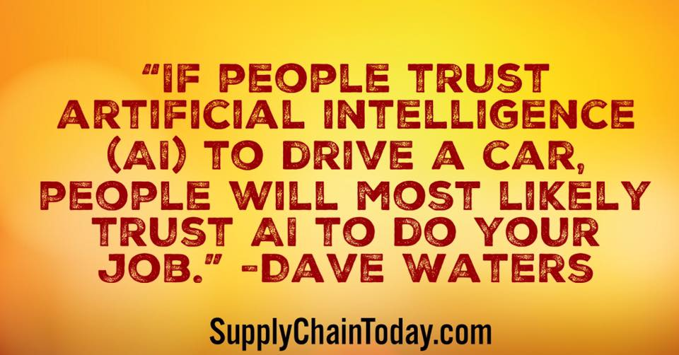 artificial intelligence supply chain