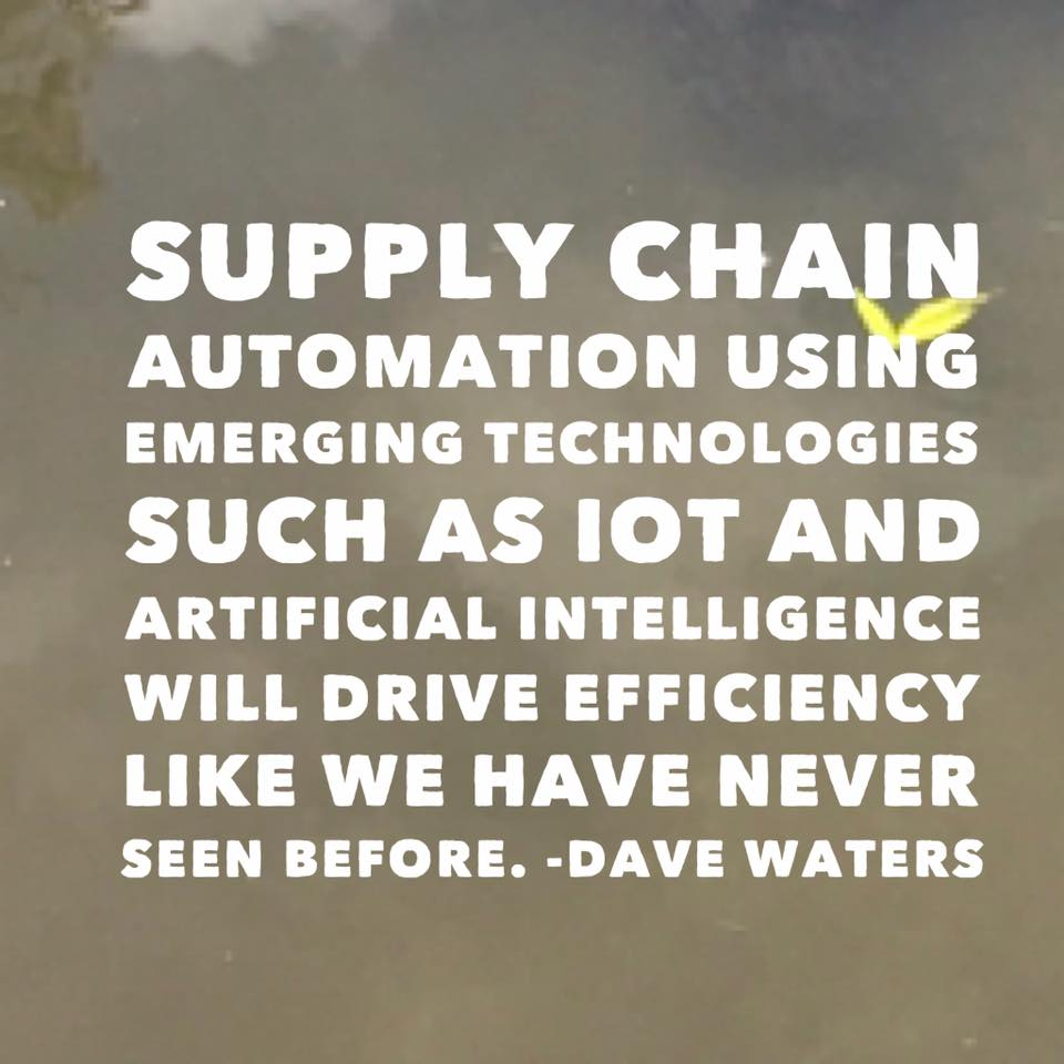 Supply Chain Automation artificial intelligence