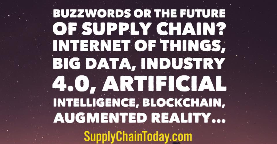 artificial intelligence deep learning supply chain