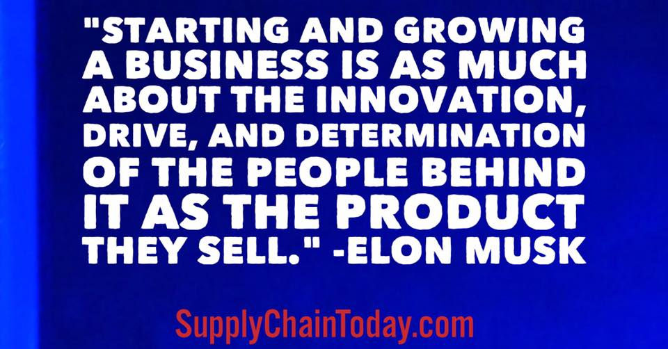 Tesla Supply Chain Elon Musk Quotes