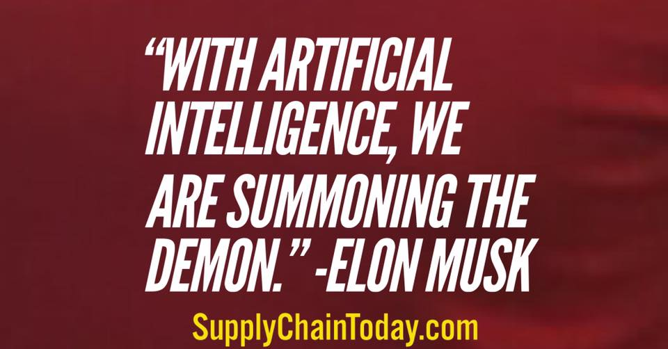 artificial intelligence AI elon musk