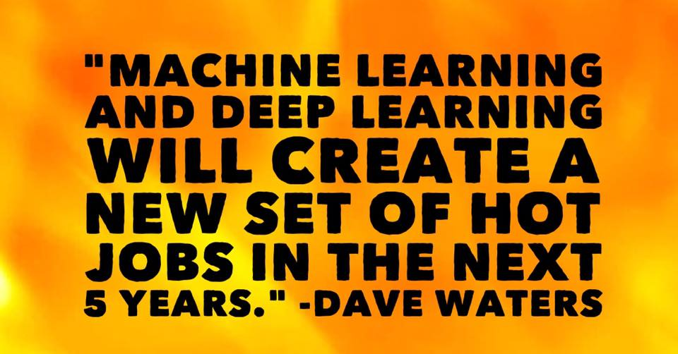 machine learning quote