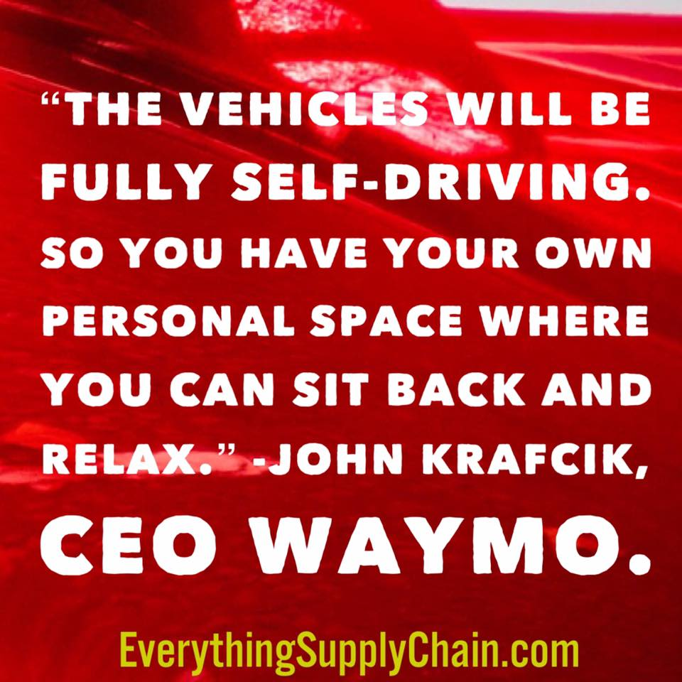 Self Driving Waymo
