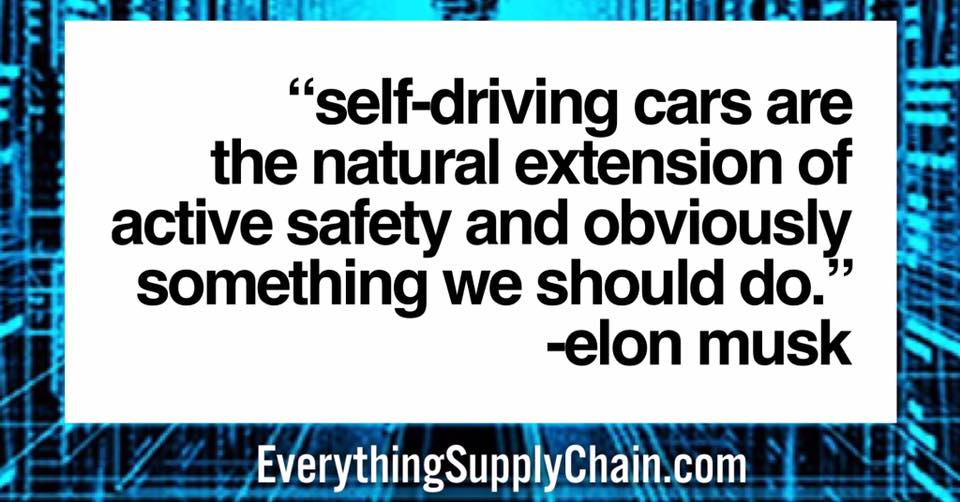 Autonomous Vehicles Quotes - Supply Chain Today