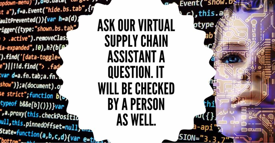 supply chain virtual assistant